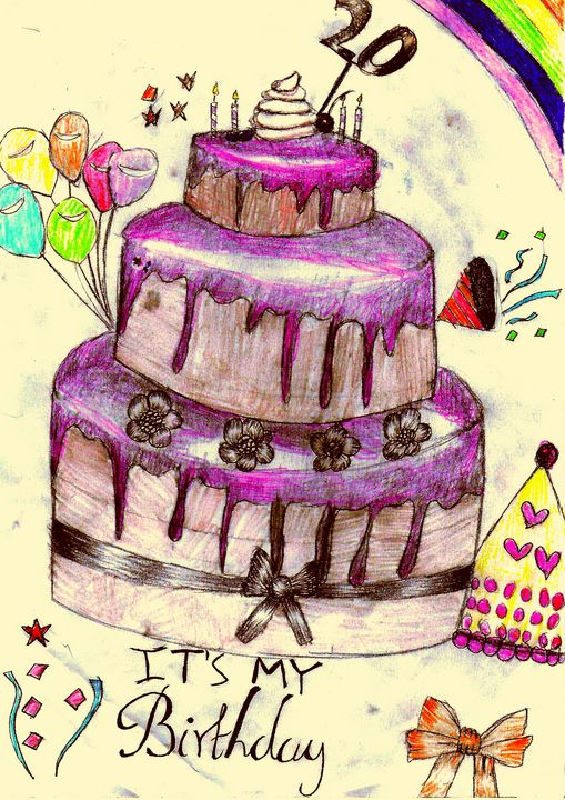 My 20th birthday - Kara