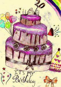 My 20th birthday