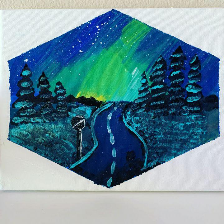 Northern Lights I Aurora - AK's CREATION