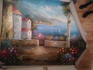 Oil Painting From Italy