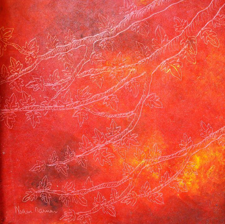 Autumn Maple (Item 134) - Norhani Rahman