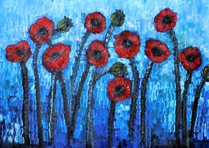 Red Poppies (Item 18)