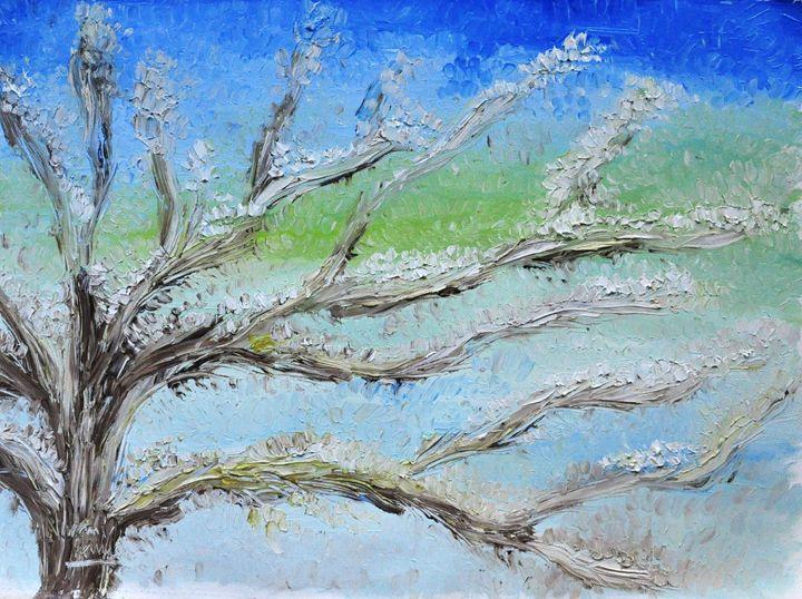 Early Snow (Item 419) - Norhani Rahman
