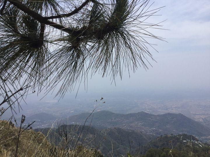 Mountain - Simran