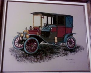 Carrington Collection 1910 Model T