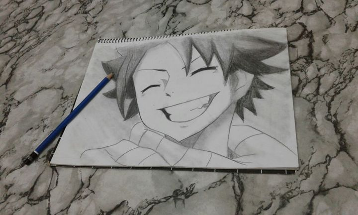 smile - tegaki-zu