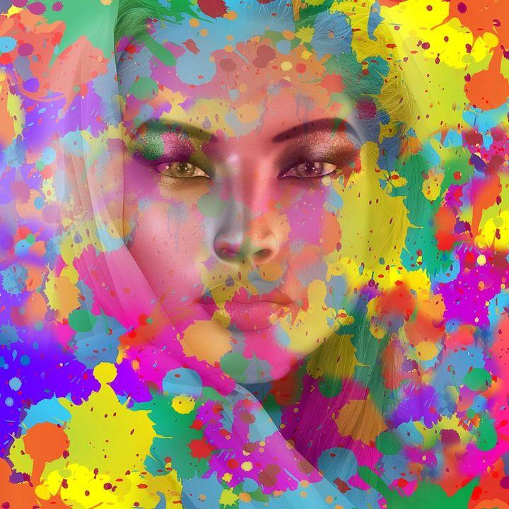 Apparition of Beauty - TK0920