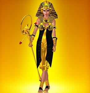 Walk like an Egyptian...with Power - TK0920