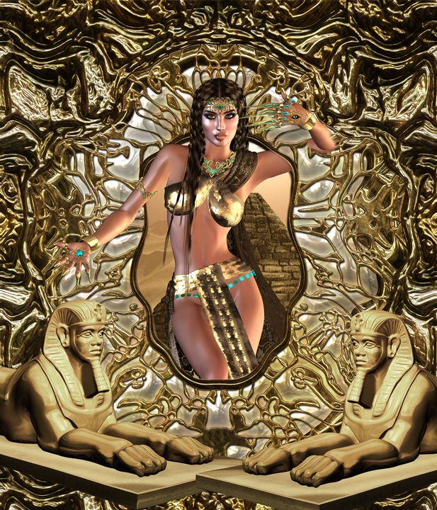 Egyptian Seductress - TK0920