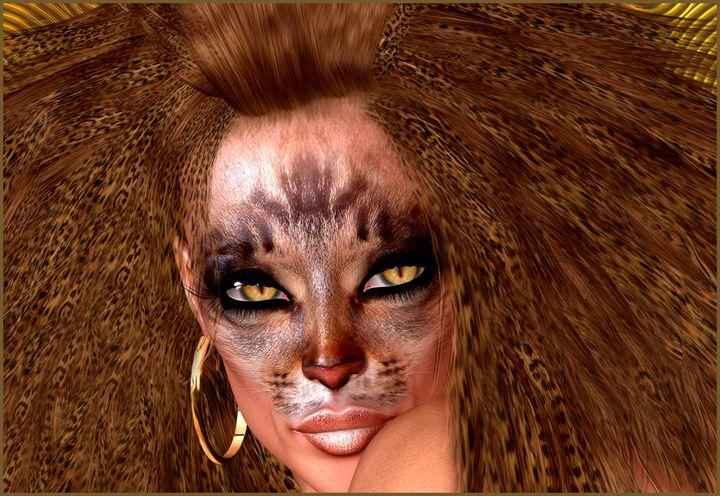 Cat Woman. - TK0920