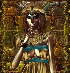 Egypt On Her Mind - TK0920