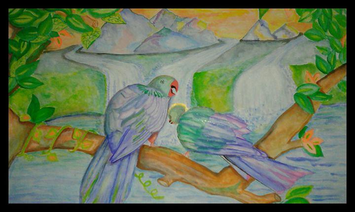 Bond with nature - Harshitakriti ( Harshita Gupta )