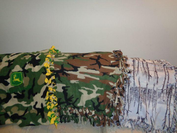 Blanket Sales - Achilles Rane Saphir