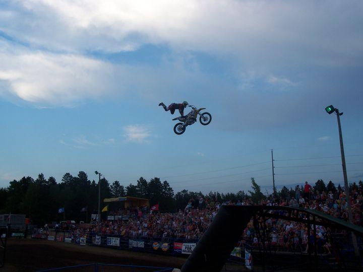 Park Rapids Bull Rider's Motor Cross - Achilles Rane Saphir