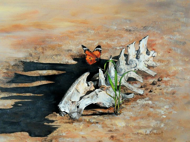 After the Drought - Laura Stobart