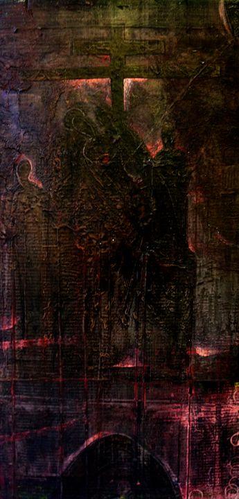 "Dmitriy Tronov ""Bible Story"" - Binovska Gallery"