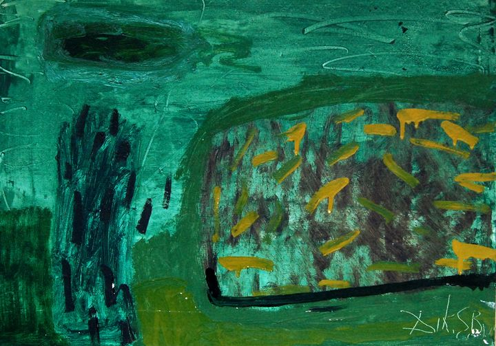 "Yuriy Dikov ""No title"" - Binovska Gallery"