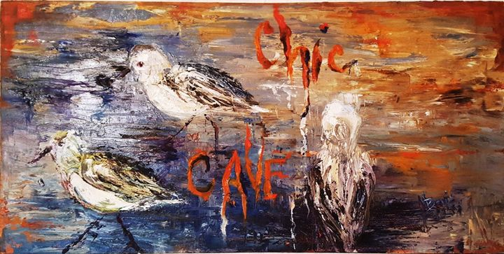 Chic Cave - Academy of Fine Art & Studio