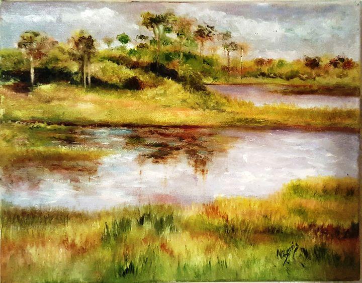 Wet Land - Academy of Fine Art & Studio