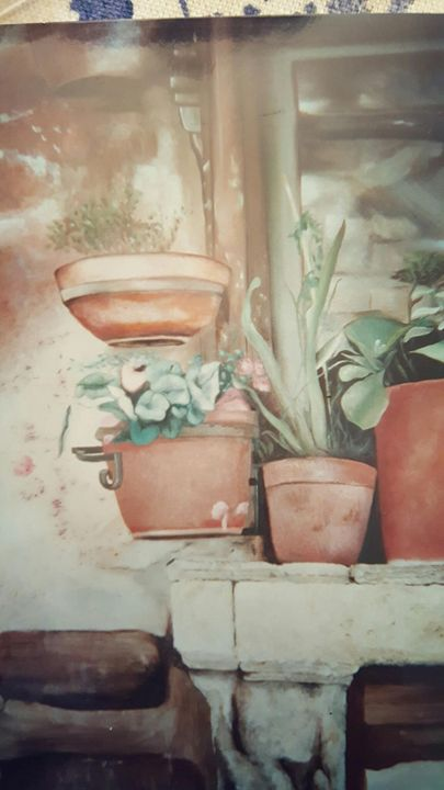 Pots N Plants - Academy of Fine Art & Studio