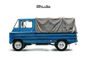 ICONIC TRANSPORTER OF POLAND - ZUK