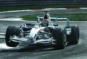 2008 BMW SAUBER F1.08