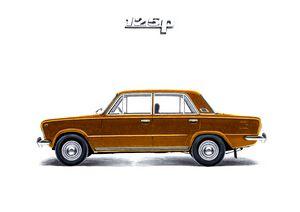 1967 FSO FIAT 125P