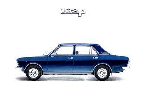 1973 FSO FIAT 132P