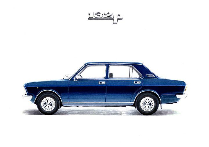 1973 FSO FIAT 132P - Łukasz Jan Drygiel