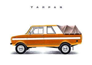 1973 FSR TARPAN 233