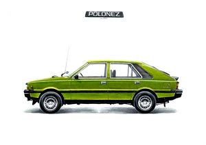 1978 FSO POLONEZ MR'78