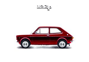 1973 FSO FIAT 127P