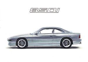 1992 BMW 850CSI