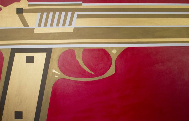 Golden Gun - Jackie Warner