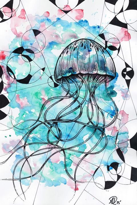 Jellies - Divine Fractal