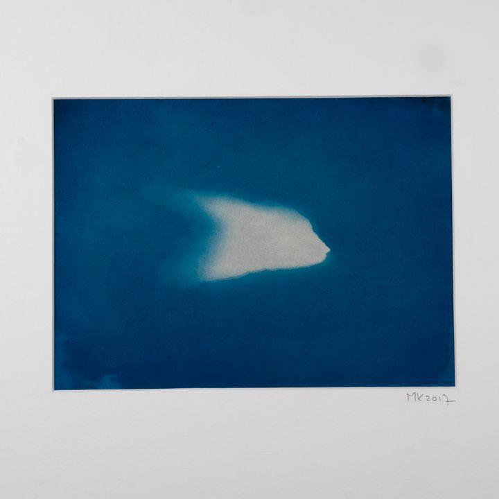 Cyanotype #1 - Michiel Knaven