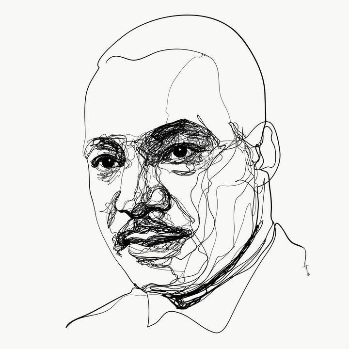 Martin L. King Jr. - HBIC