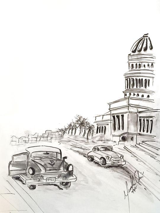 Habana Cuba - Yumilka Oliví