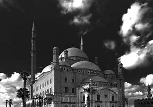 The Mohammed Ali Mosque Cairo Egypt