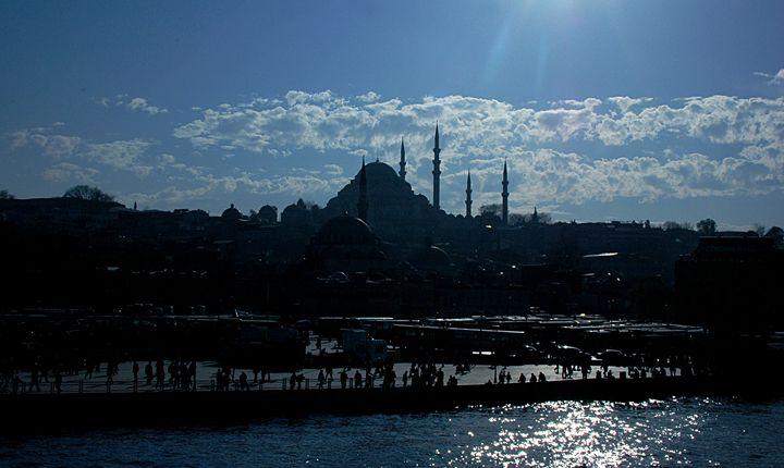 The Suleymaniye Mosque - Istanbul - Fleur De Lys