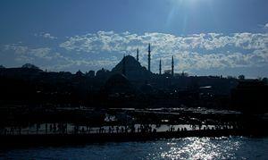 The Suleymaniye Mosque - Istanbul