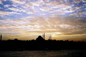 The Suleymaniye - Istanbul