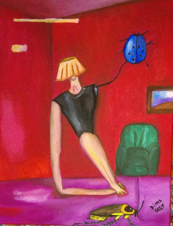 Metamorphosis - Diana Frey