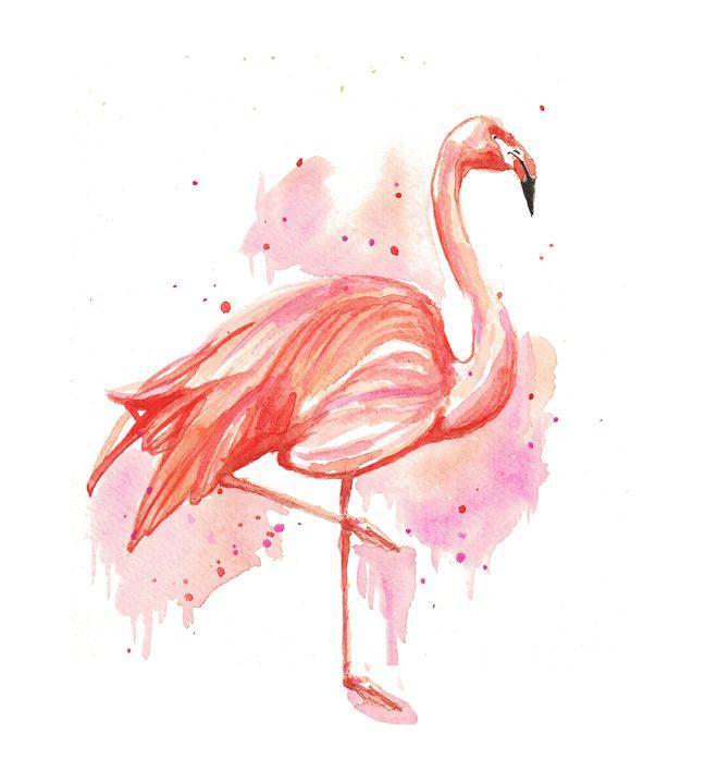 Flamingo - M. Arifin
