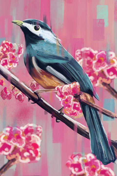 Blue Bird - M. Arifin