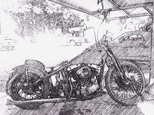 '69 Harley in '14