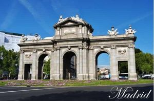 Porte De Alcala