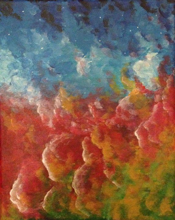 Clouds - Szandi Puskas