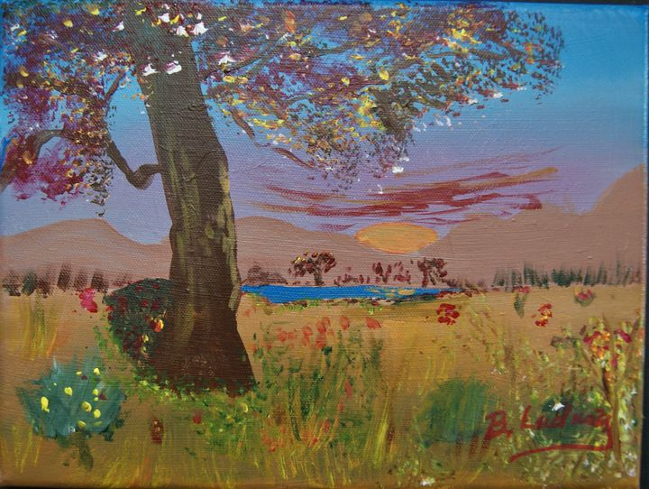 Field of Dreams - Homemade Arts by Bill Ludwig