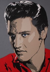 'The King' - Elvis Presley